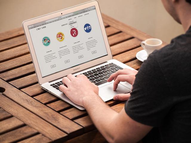 rendre ton site Web comme professionnel